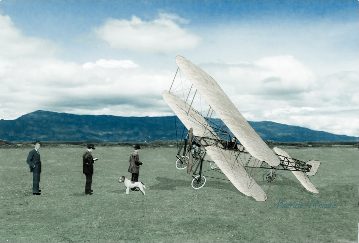 Bleriot-Colombia 1911